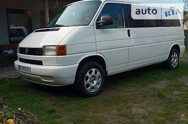 Volkswagen T4 (Transporter) пасс. 1997 в
