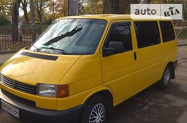 Volkswagen T4 (Transporter) пасс. 1998 в Житомире