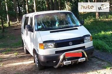 Volkswagen T4 (Transporter) пасс. 2003 в Чорткове
