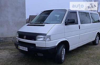 Volkswagen T4 (Transporter) пасс. 2000 в Рокитном