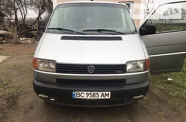 Volkswagen T4 (Transporter) пасс. 2003 в Стрые