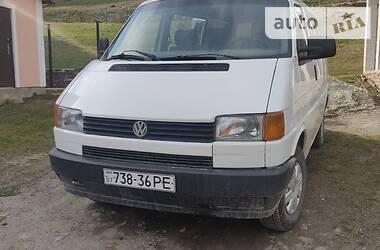 Volkswagen T4 (Transporter) пасс. 1992 в Межгорье