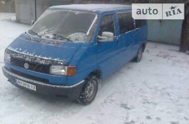 Минивэн Volkswagen T4 (Transporter) пасс. 1995 в Краматорске