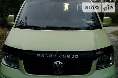 Volkswagen T5 (Transporter) груз-пасс. 2003 в Луганске