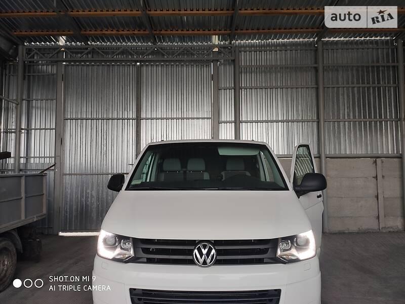 Volkswagen T5 (Transporter) груз-пасс. 2013 в Херсоне