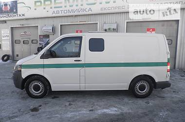 Volkswagen T5 (Transporter) груз 2012 в Киеве