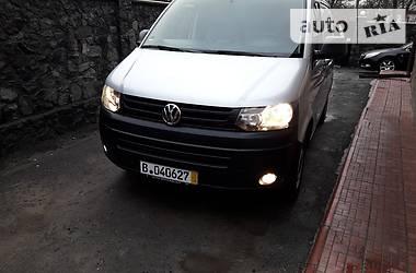 Volkswagen T5 (Transporter) груз WEBASTO 2014
