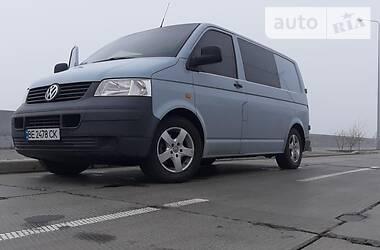 Volkswagen T5 (Transporter) груз. 2006 в Одессе