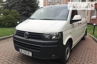 Volkswagen T5 (Transporter) груз. 2014 в Чернигове