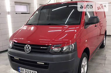 Volkswagen T5 (Transporter) груз. 2012 в Славянске