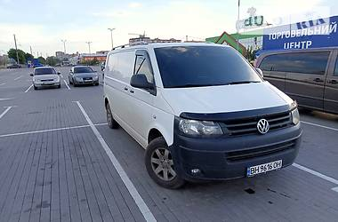 Фургон Volkswagen T5 (Transporter) груз. 2015 в Одесі