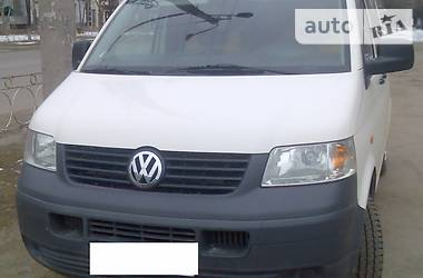Volkswagen T5 (Transporter) пасс. 2005 в Луганске