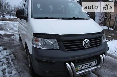 Volkswagen T5 (Transporter) пасс. 2006 в Новгород-Северском