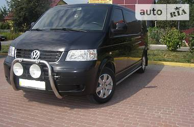 Volkswagen T5 (Transporter) пасс. 2009 в Ровно