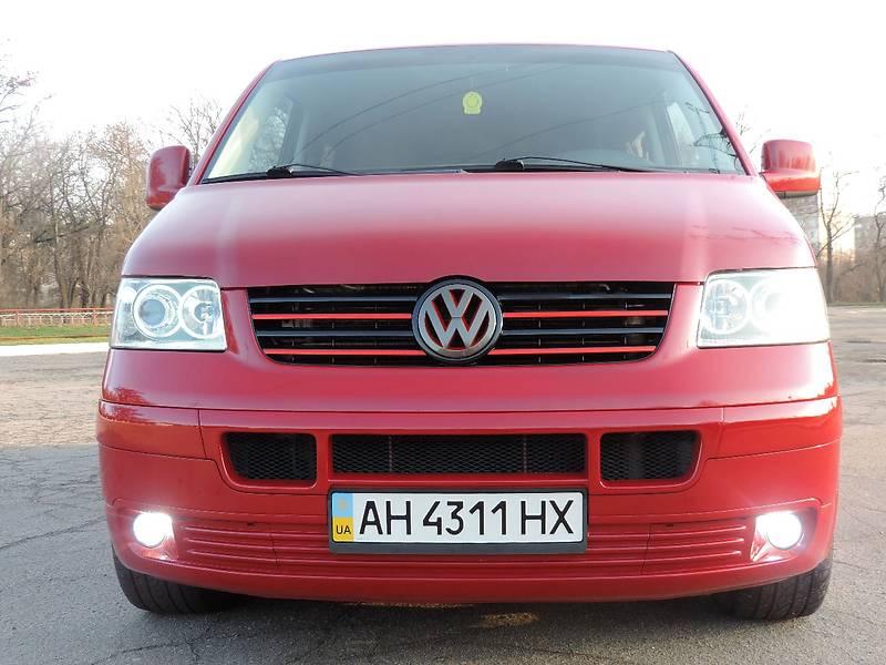 Volkswagen T5 (Transporter) пасс. 2007 в Славянске