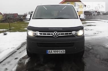 Volkswagen T5 (Transporter) пасс. 2011 в Киеве