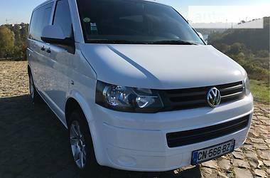 Volkswagen T5 (Transporter) пасс. 2013 в Житомире