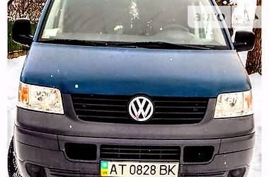 Volkswagen T5 (Transporter) пасс. 2008 в Калуше