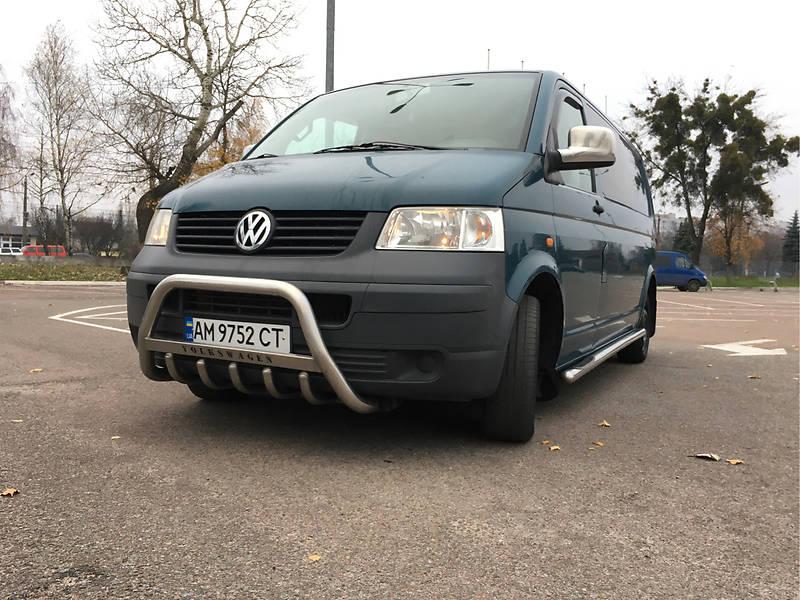 Volkswagen T5 (Transporter) пасс. 2004 в Житомире