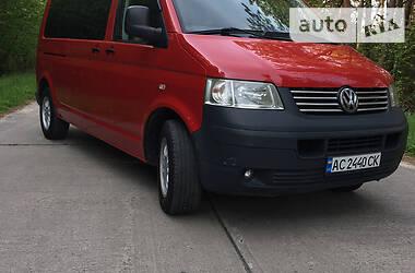 Volkswagen T5 (Transporter) пасс. 2005 в Ковеле