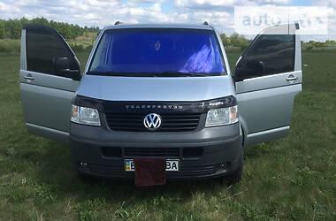 Volkswagen T5 (Transporter) пасс. 2008 в Кропивницком