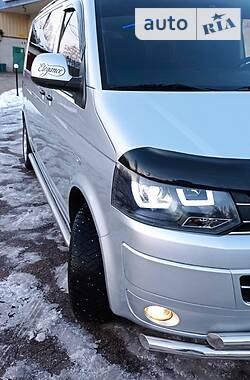 Volkswagen T5 (Transporter) пасс. 2011 в Торецке