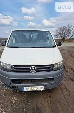Volkswagen T5 (Transporter) пасс. 2009 в Гайвороне