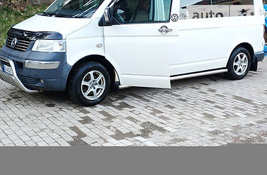 Volkswagen T5 (Transporter) пасс. 2008 в Рахове