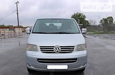 Минивэн Volkswagen T5 (Transporter) пасс. 2007 в Харькове