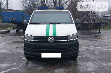 Volkswagen T6 (Transporter) груз 2017 в Киеве
