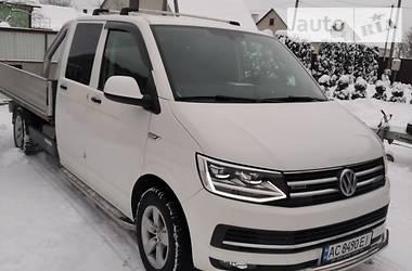 Volkswagen T6 (Transporter) груз 2015 в Луцке