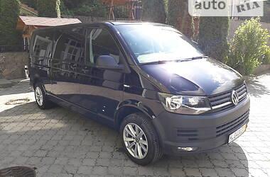 Унiверсал Volkswagen T6 (Transporter) груз 2017 в Чернівцях