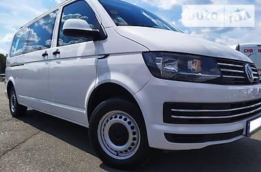 Volkswagen T6 (Transporter) пасс. 2017 в Києві