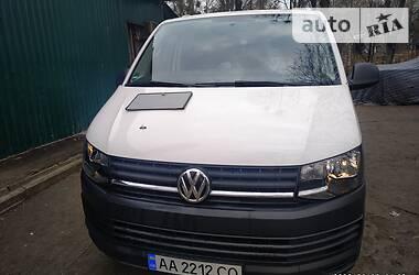 Минивэн Volkswagen T6 (Transporter) пасс. 2017 в Киеве