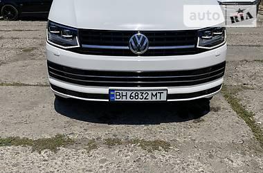 Volkswagen T6 (Transporter) пасс. 2015 в Одессе