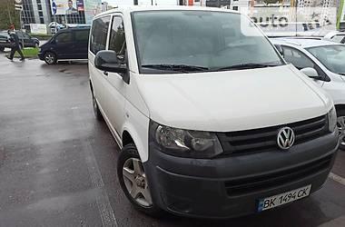 Volkswagen T6 (Transporter) пасс. 2011 в Ровно