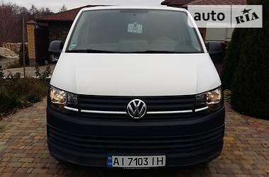 Легковой фургон (до 1,5 т) Volkswagen T6 (Transporter) пасс. 2017 в Боярке