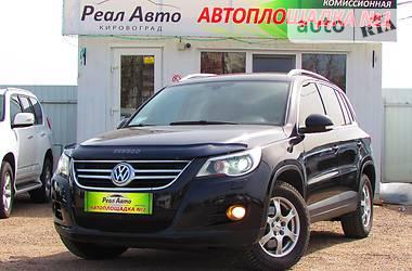 Volkswagen Tiguan 2009 в Кропивницком