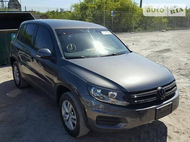 Volkswagen Tiguan 2013 в Запорожье