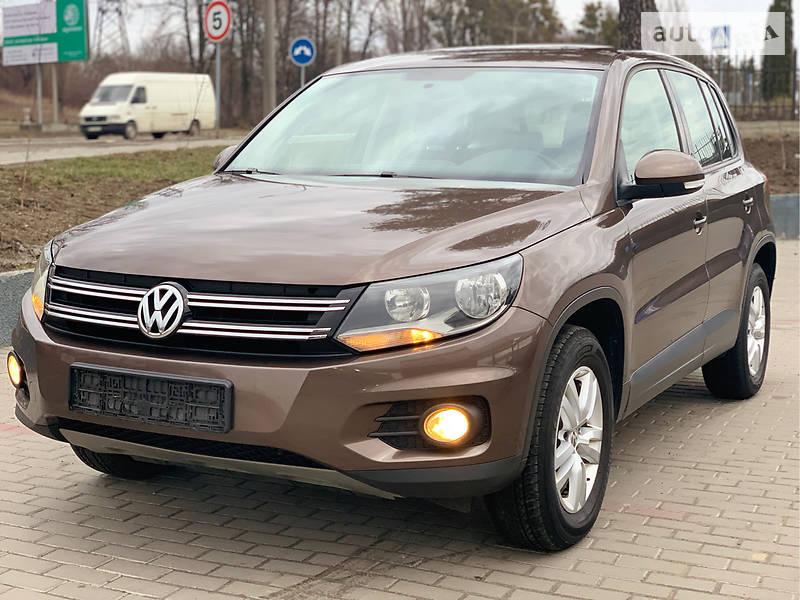Volkswagen Tiguan 2015 года в Ровно
