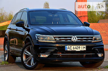 Volkswagen Tiguan 2017 в Києві