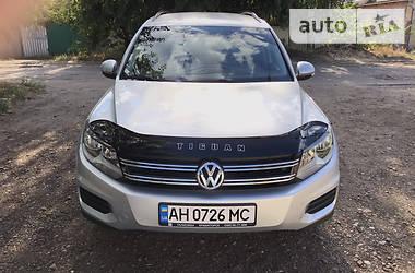 Volkswagen Tiguan 2015 в Славянске