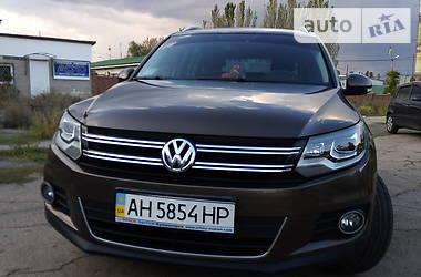 Внедорожник / Кроссовер Volkswagen Tiguan 2012 в Константиновке