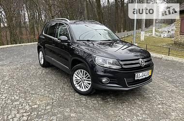 Volkswagen Tiguan 2014 в Черновцах