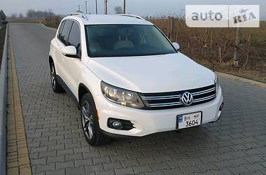 Volkswagen Tiguan 2013 в Татарбунарах
