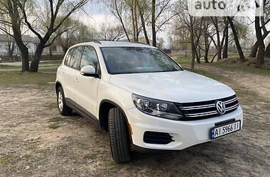 Внедорожник / Кроссовер Volkswagen Tiguan 2016 в Борисполе