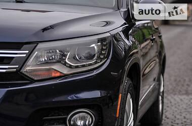 Позашляховик / Кросовер Volkswagen Tiguan 2015 в Чернівцях