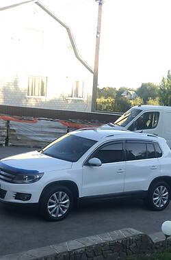 Внедорожник / Кроссовер Volkswagen Tiguan 2013 в Белой Церкви