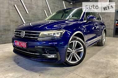 Внедорожник / Кроссовер Volkswagen Tiguan 2017 в Ровно