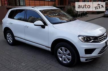 Volkswagen Touareg life 2016